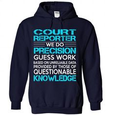 [Tshirt Sayings,Tshirt Frases]Awesome Shirt For Court Reporter - #Tshirts. LIMITED TIME PRICE =>...