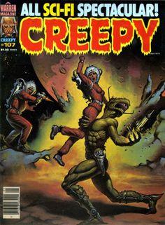 Creepy (Magazine) #107