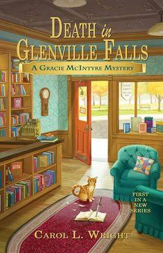 'Death in Glenville Falls' (Grace McIntyre #1)
