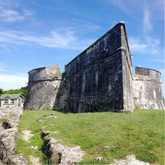 Unique and beautiful Fort Fincastle in Nassau, Bahamas.    Photo by @its_tomz