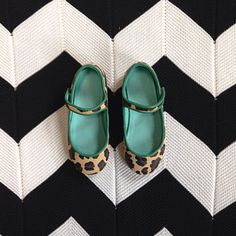 April Showers Leopard Shoes! Oh MY! #ladida #ladidakids ladida.com