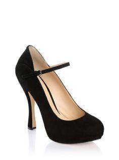 Milka Suede Shoe   GUESS.eu