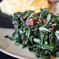 Pan Fried Swiss Chard