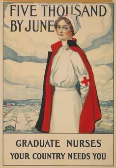 Examples of Propaganda from WW1 | WW1 Red Cross Posters Page 5