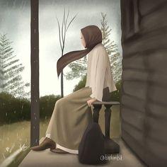 Cartoon Girl Images, Girl Cartoon, Cartoon Art, Cartoon Design, Owl Wallpaper Iphone, Cartoon Wallpaper, Hijabi Girl, Girl Hijab, Hijab Drawing