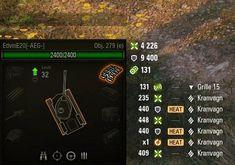 e World Of Tanks, Desktop Screenshot