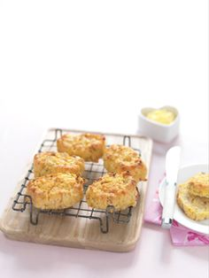 Kumara & Smoked Bacon Scones