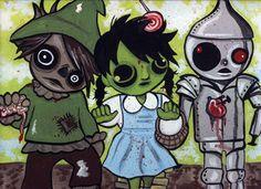 Oz Zombies