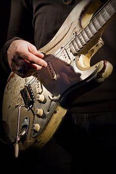 Philip Sayce's Stratocaster