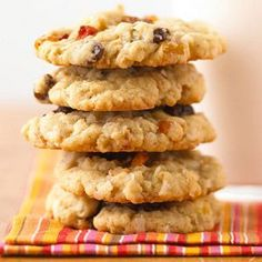 Ranger Cookies From Better Homes and Gardens, ideas and improvement projects for your home and garden plus recipes and entertaining ideas.