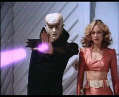 """Buck Rogers - attack of the space vampire! I always thought it was called a """"vorbon"""" but it was actually """"vorvon""""!"""