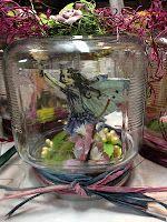 Fairy Jar Centerpiece for #ADAA