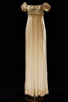 This dress by Christian Dior, known as the Paladio dress, was the inspiration behind the now-famous Sailor Moon / Princess Serenity dress.