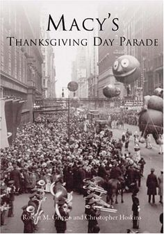The first Macy's parade was held in 1924. Description from pinterest.com. I searched for this on bing.com/images
