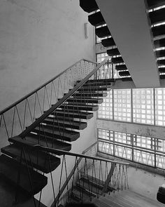 Public Architecture, Space Architecture, Fence, Stairs, Interior, Home Decor, Stairway, Decoration Home, Indoor