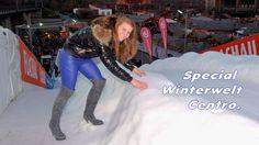 Special: Winterwelt am CenrO Oberhausen.