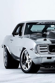 """utwo: """"1969 Chevrolet Camaro © aaron costello """""""