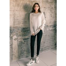 J-ANN - Long-Sleeve Knit Top
