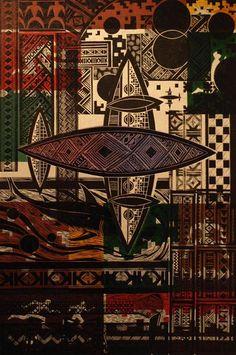 Artist Unknown Possible Herb Kane New Zealand Art, Nz Art, Maori Art, Native Art, Nativity, Carving, Culture, Creative, Road Trips