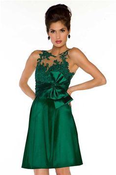 minihems.com green-short-prom-dresses-12 #shortdresses