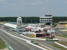 Hockenheim - Formel 1 Tests