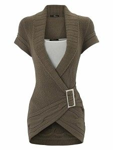 Noble Solid Color Shawl Collar Short Sleeve Buckled Sweater Dress For Women Look Fashion, Autumn Fashion, Nail Fashion, Fashion Decor, Dress Fashion, Cute Sweaters, Oversized Sweaters, Cheap Sweaters, Crochet Sweaters