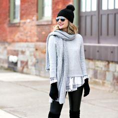 Latest Looks (Penny Pincher Fashion) Nyc Fashion, Winter Fashion, Womens Fashion, Fashion Trends, Winter Layering Outfits, Casual Winter, Penny Pincher Fashion, Autumn Inspiration, Cozy Sweaters