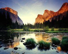 Yosemite Park. California, USA.