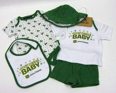 John Deere Baby set