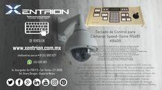 #ConectandoCon el Teclado de Control para Cámaras Speed-Dome de venta en Xentrion S.A. de C.V.  #FelizMiercoles #DiaMundialdelosDocentes   Contáctanos info@xentrion.com.mx • 01 [55] 5662 6377  WhatsApp: [55] 1536 3103  Visitanos en nuestra Tienda Ubicada en: Insurgentes Sur 1768 P.B. • Col. Florida • Cp. 01030 • Del. Alvaro Obregón • Ciudad de México  www.xentrion.com.mx