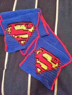 1000+ ideas about Superman Crochet on Pinterest Crocheting, Crochet Batman ...
