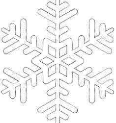 These Printable Snowflake Templates Will Get Your Kids Through Any Snow Day String Art Templates, String Art Patterns, Stencil Templates, Templates Printable Free, Snowflake Stencil, Snowflake Quilt, Snowflake Template, Snowflakes, Hand Embroidery Letters