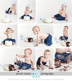 Keelans first birthday