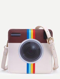 SheIn Tasche im Kamera Form (27.80€)