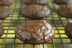 Brownie Cookies Recipe, If you like the crispy edges of a brownie...These are for you!