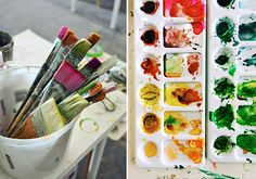 lisa congdon's studio tour & new book art inc. / sfgirlbybay