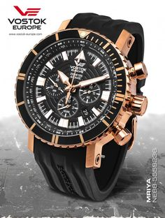 Description The Mriya Automatic Chrono Dive Watch is ideal for those locked on land and intent outdoorsmen alike, with the K1 crystal system providing the shatter resistance of mineral and the scratch