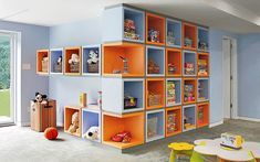 Ideas para almacenar juguetes