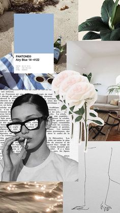 Mood board Inspiration for @4si3nna by @briknopf