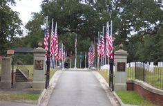 NORTH CAROLINA ~ Wilmington National Cemetery