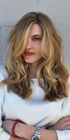 hair color and style inspiration blog