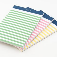 Small Notepad Set by Kate Spade
