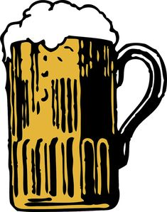 Foamy Mug Of Beer clip art Free Vector - ClipArt Best Beer Mug Clip Art, College Drinks, Family Tree Art, Free Vector Clipart, Drink Specials, Beer Mugs, Best Beer, Photo Illustration, Free Stock Photos