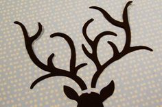 antlers for branches
