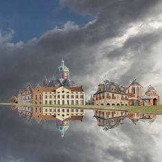 Hoorn (The Netherlands) by Jan Siebring on 500px