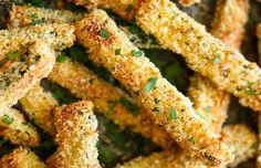 O melhor de hoje, é pirar na crocãncia com essa delícia de abobrinha crispi! Tome nota da receita e corre pra cozinha!