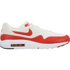 sale retailer d71a8 bba97 Nike Air Max 1 Ultra Moire in white  red colourway created by Tinker  Hatfield. Getting inspiration from the Air Zoom Moire with legendary  features of Nike ...