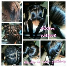 Vixen weave...anyway you want it..