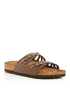 f144e896cb73 Birkenstock Women s Granada Cutout Slide Sandals