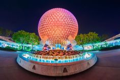 Epcot, One of my favorite memories!!